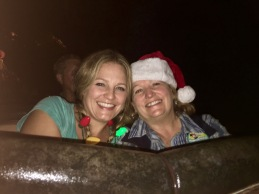 A little Christmas fun with my Mama