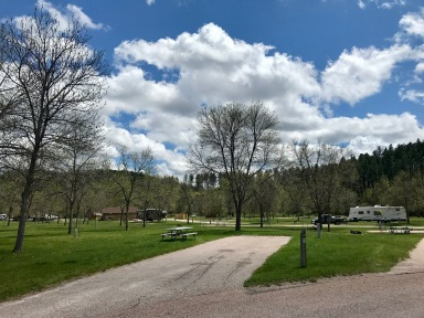 Game Lodge Campground