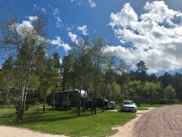 Custer's Gulch Campground