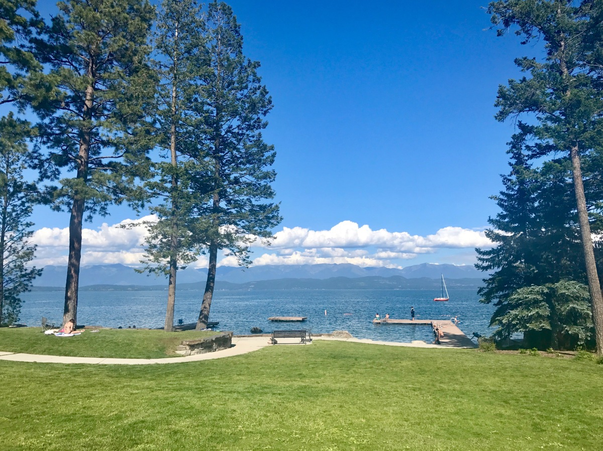 Family Time Lakeside At Flathead Lake Barry Good Times